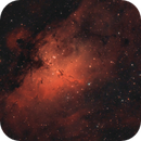 Messier 16 - The Eagle Nebula,                                Steve Siedentop