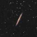 NGC 5906/NGC 5907 The Knife Edge Galaxy,                                Jarrett Trezzo