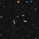 The Leo Triplet,                                rebula_astrophoto