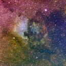 Nei pressi di Deneb (ver. Hubble Palette),                                StefanoBertacco
