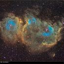 Soul Nebula - Sh2 199,                                vi100