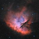 The Pacman Nebula NGC 281 (Bicolor),                                Bogdan Jarzyna