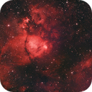 NGC896 - The Fishhead Nebula,                                Randy Roy