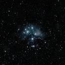 Pleiades - M45 2020,                                jratino