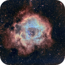 NGC2244 in SHO,                                aferial