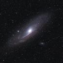 Andromeda Galaxy,                                Dominik Ehrhardt