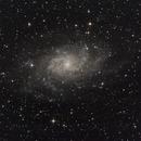 M33 - Triangulum Galaxy,                                Ben888