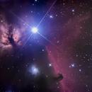 Horse Head Nebula,                                Rolf1981