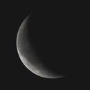 Waning Crescent Moon,                                jdifool