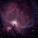 M42 (Nébuleuse d'Orion),                                bibistargate