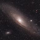 The Andromeda Galaxy - Messier 31,                                Shawn Harvey