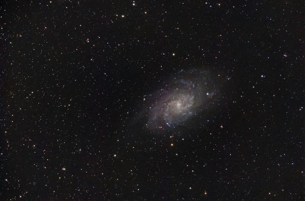 M33 Triangulum,                                Martin Palenik