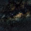 Milk Way,                                Leandro Rodrigues