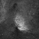 The Tulip Nebula SH2-101,                                Theodore Arampatzoglou