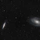 M81 & M82 Bodes Galaxy & The Cigar Galaxy,                                maxchess