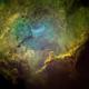 Mystery Nebula,                                John Ebersole