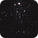 NGC 457 - The Owl Cluster in Cassiopeia,                                G400