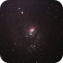 The Lagoon Nebula (M8),                                Geovandro Nobre