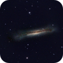 NGC 3628, named the Hamburger Galaxy,                                Hugo52