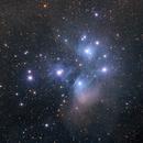 M45 OSC,                                Albert van Duin