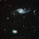 NGC 3718,                                1074j