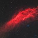 NGC 1499 California Nebula (Theli v1),                                Martin Junius