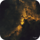 IC 1805 - Heart Nebula details,                                Serge P.