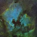 NGC 7000 - IC 5070 SHO,                                Stamatis Paraschakis