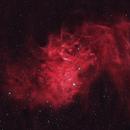 Flaming Star Nebula - IC405 - HSS,                                Greg Polanski