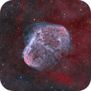 NGC6888 - The Crescent Nebula,                                Jason Guenzel