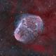 NGC6888 - The Crescent Nebula,                                Jason Guenzel