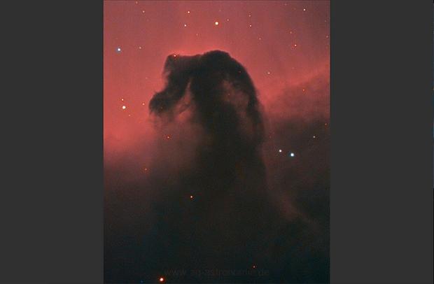 Horsehead (IC 434),                                Henning Schmidt
