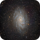 M33 - The Triangulum Galaxy,                                bclary