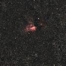 Omega Nebula,                                Al_Zinki