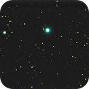 NGC-7662 The Blue-Snowball in Andromeda,                                Bob Scott
