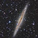 NGC891 Wide Field,                                Pyrasanth