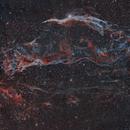 Veil Nebula Mosaic,                                RCompassi