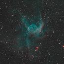 NGC-2359 Thor's Helmet (HOO),                                Eric Watson