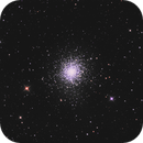 Great Cluster in Hercules with Orion,                                urmymuse