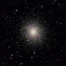 M13 - Great Cluster in Hercules,                                Mark Spruce