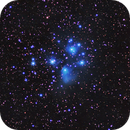 M45 Pleiades,                                Pafnutiy