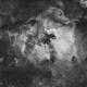 Cygnus in Halpha - Deneb & surroundings,                                Jonas Illner