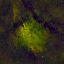 Sh2-86 & NGC 6823 (2020),                                Kurt Zeppetello