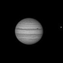 Animación eclipse Io,                                SERGIT
