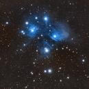 Pleiades (M45),                                Sasho Panov