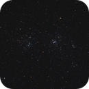 The Double Cluster in Perseus - NGC 884 and NGC 869,                                Dean Jacobsen