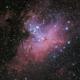 M16 the Eagle Nebula,                                Scott