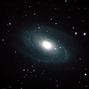 Bode's Nebula (Messier 81),                                astromaverick