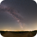 Milky Way ark above the vineyard,                                David