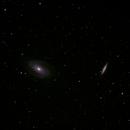 M81 & M82,                                Daniel A